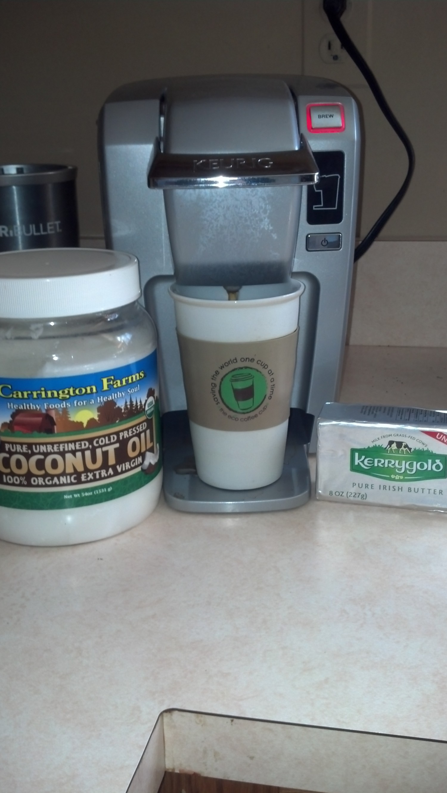Bulletproof Coffee Review Coffee, Butter (with new brain ...